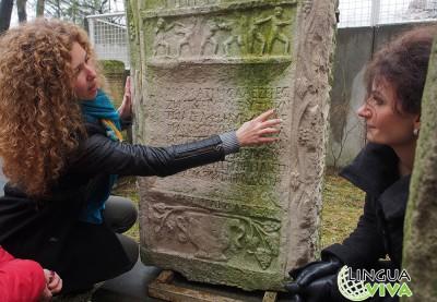 弗拉察区域历史博物馆户外考古博览会LAPIDARIUM的古老故事
