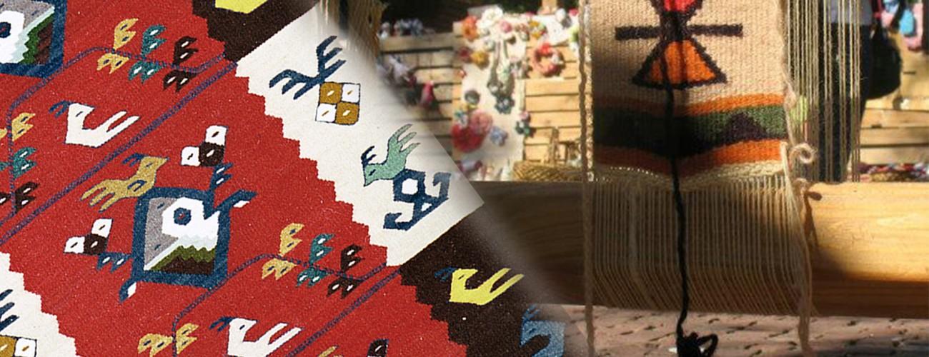Bulgarian & Chiprovtsi Carpet Weaving